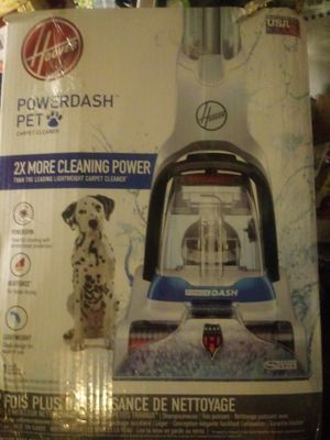 Hoover and dirt devil shampooers and vacuums for Sale in Phoenix, AZ