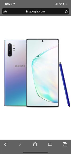 Samsung Note 10 for Sale in Fort Smith, AR
