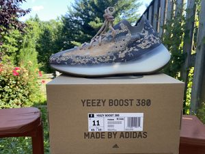 Adidas Yeezy Boost 380 Mist Reflective - Size 11 for Sale in Rockville, MD