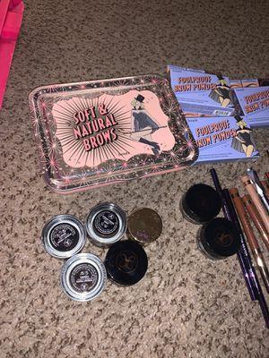 DIPBROW, Benefit Brow Powder, Stilla waterproof brow brow color for Sale in Fresno, CA