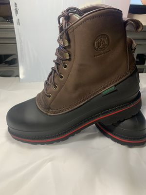 "GEORGIA BOOT G6633 6"" Work Boot,11,Medium,Brown,Steel,PR for Sale in Dallas, TX"