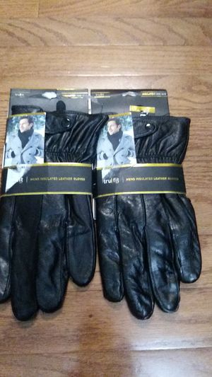 Mens gloves 15 for Sale in Washington, DC