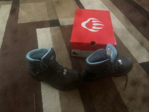 Wolverine work boots for Sale in Beaumont, CA