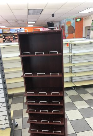 Beautiful wooden shelves in great shape for Sale in Boca Raton, FL