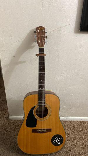 Fender Acoustic Guitar (Left Handed) for Sale in Lakewood, CO