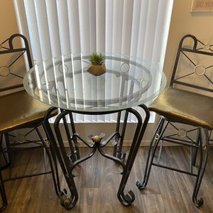 Pub Table And Barstools for Sale in Phoenix, AZ