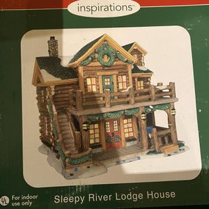 Christmas Light Up Lodge for Sale in Vancouver, WA