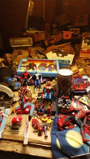 Spiderman Toys and Collectables for Sale in Whittier, CA