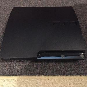 Ps3 slim power cord only laser dirty for Sale in Merced, CA