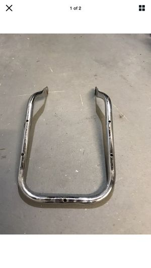Harley Davidson Electra Glide Ultra Classic Tour Pak Mount Bracket Support Tube Motorcycle for Sale in Fairfax, VA