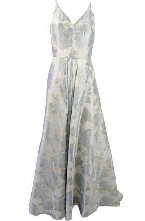 Calvin Klein Women's V Neck Flower Print Gown for Sale in Denver, CO