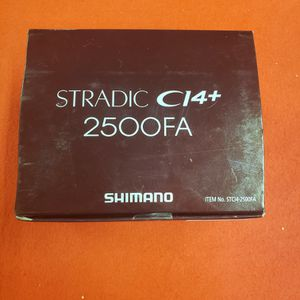 Shimano Stradic C14+ 2500FA for Sale in Fillmore, CA