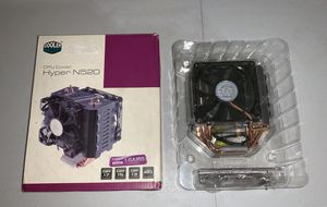 Cooler Master Hyper N520 - CPU Cooler with Copper Base and 5 Heat Pipes for Sale in Port St. Lucie, FL