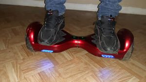 Hoverboard good conditions with charger for Sale in Houston, TX