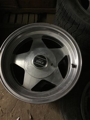 Kmc deep dish 5 lug for Sale in Phelan, CA