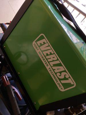 Everlast Tig/Stick Welder for Sale in Turlock, CA