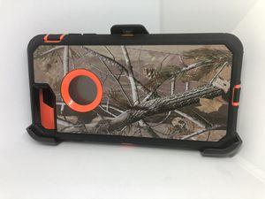 Orange tree Camo camouflage belt clip case for iPhone 7 Plus / iPhone 8 Plus for Sale in Redwood City, CA