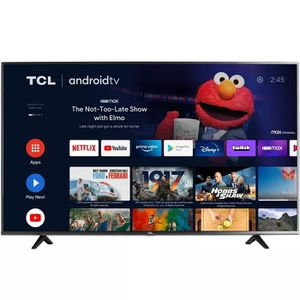 """TCL 65"""" Class 4-Series 4K UHD HDR Smart Android TV – 65S434 for Sale in Del Mar, CA"""