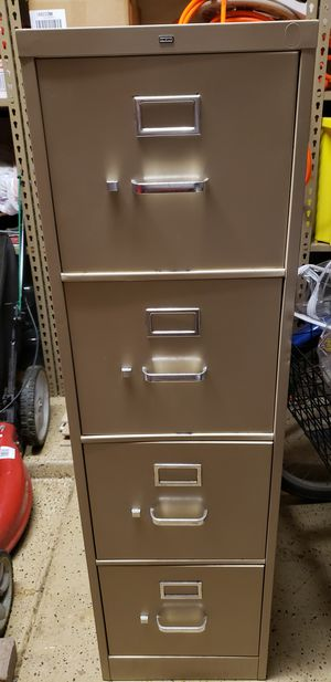 Hon file cabinet for Sale in Gilbert, AZ