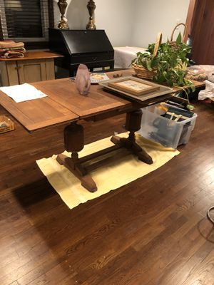 Farm wooden table- must sell for Sale in Spring Valley, NY