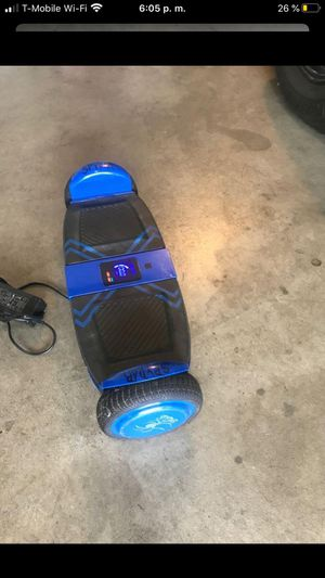 Bluetooth hoverboard for Sale in Perris, CA