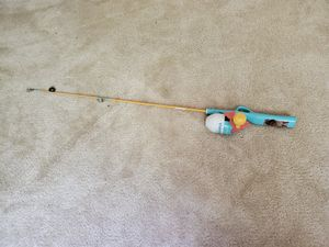 Kids fishing pole for Sale in Indian Head, MD