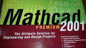 MATHCAD PREMIUM 2001 for Sale in Stockton, CA