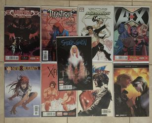 9-Marvel Comic Lot for Sale in Levittown,  NY