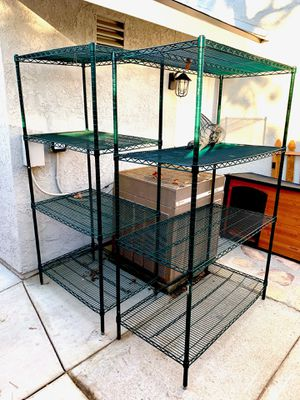 Racks in great condition approved by NFS for Sale in Rancho Cucamonga, CA