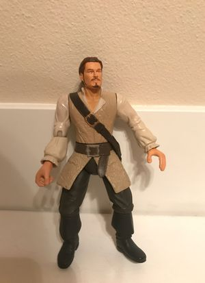"Action figure Will Turner Zizzle 7"" Toy Action Movie ""Pirates of the Caribbean"" for Sale in Kenmore, WA"