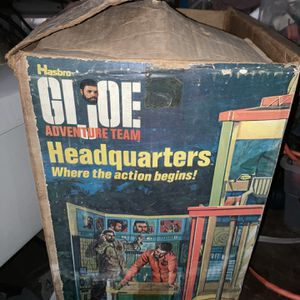 Gijoe Collection From 1970s 12inch for Sale in Brandon, FL