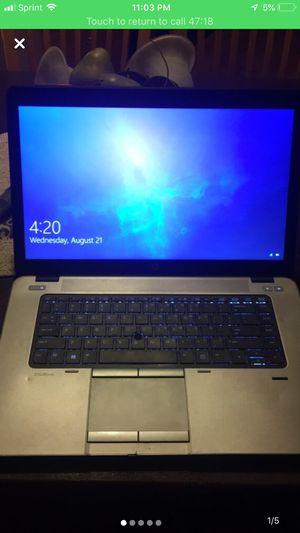 Hp elitebook 850 i5 g1 for Sale in Harvey, IL