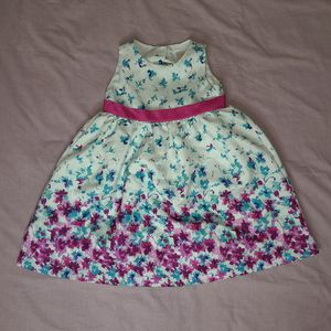 Gymboree Girls Holiday Dress Size 4t for Sale in Depoe Bay, OR