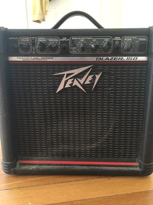 Peavy amp for Sale in South Portland, ME