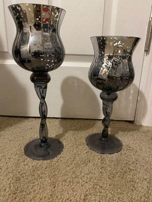 Two candle holders/ decor pieces - FREE for Sale in Westerville, OH
