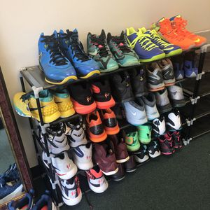 BASKETBALL SHOE SALE for Sale in Newark, OH