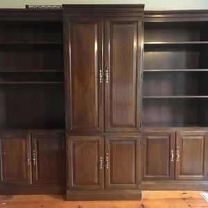 Mahogany TV Armoire for Sale in Houston, TX