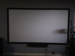 """120"""" Theater screen for Sale in Henderson, NV"""