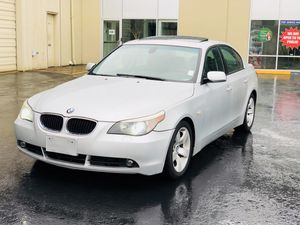 2005 BMW 525i fully loaded !!! for Sale in Tacoma, WA