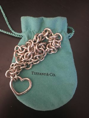 Rare and retired Tiffany necklace for Sale in San Diego, CA