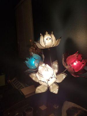 Flower Floor Lamp for Sale in Portland, OR