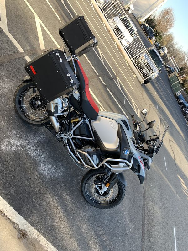 BMW R1250. GS Adventure ( year 2019)
