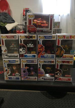 Disney funko pops for Sale in Ontario, CA