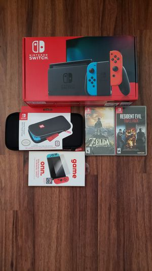 Nintendo Switch V2 for Sale in Anaheim, CA