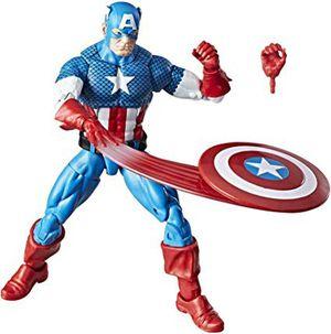 Marvel Legends Avengers Retro Captain America for Sale in Norridge, IL