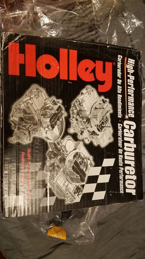 BRAND NEW - Holley carburetor for Sale in Los Angeles, CA
