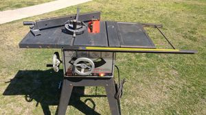 10 inch craftsman table saw for Sale in Garden Grove, CA