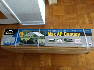 ShelterLogic Max AP Canopy 6 legs for Sale in Tampa, FL