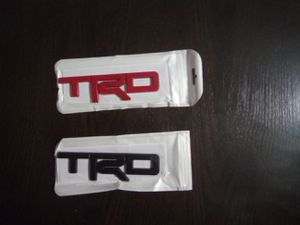 Metal TRD Emblems Choose no between Black Or Red for Sale in Laveen Village, AZ