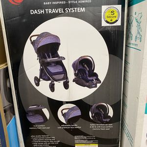 Brand New Unopened Monbebe Baby Stroller & Car Seat for Sale in Norristown, PA
